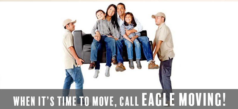Call Eagle Moving Company